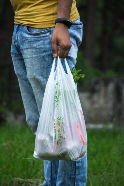 Bioplastic bag